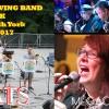 Octokats & Megacity Swing Band at Earl Bales Park. Tues. July 4, 2017. 7:00-9:00 PM