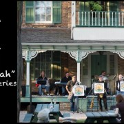 "OCTOKATS at Benares House ""On the Verandah"" Summer Concert Series"