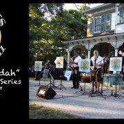 "OCTOKATS at HISTORIC BENARES HOUSE-""On The Verandah"" Summer Concert Series"