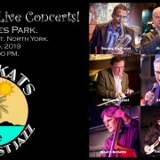 OCTOKATS At EARL BALES PARK: Tuesday Night Summer Concert Series