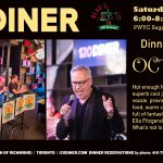 Dinner Jazz with The OCTOKATS at 120 Diner in Toronto