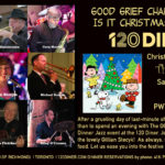 Christmas Dinner Jazz with The OCTOKATS at 120 Diner